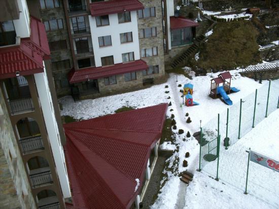 Apart Hotel Kamelia : Детская игровая площадка