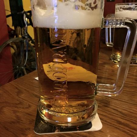 Zuby Nehty: Good beer