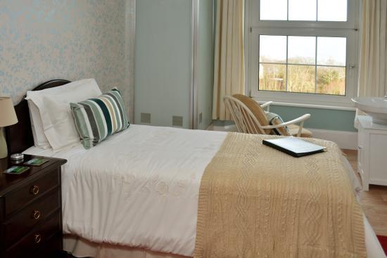 Sinai House: Single room on first floor