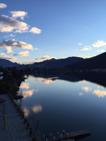 Tresa Bay Hotel : Winter view