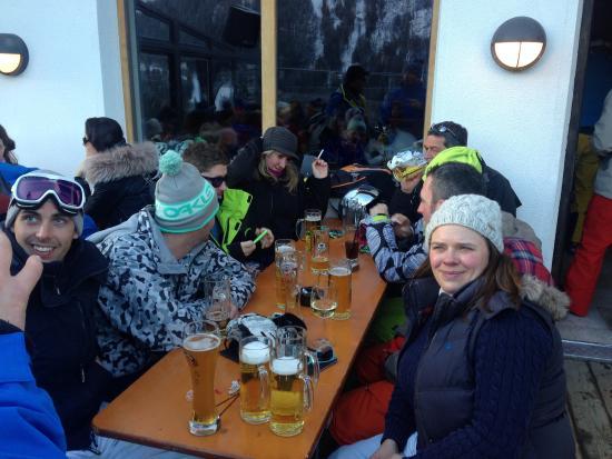 Krazy Kanguruh : Après ski or snowboard