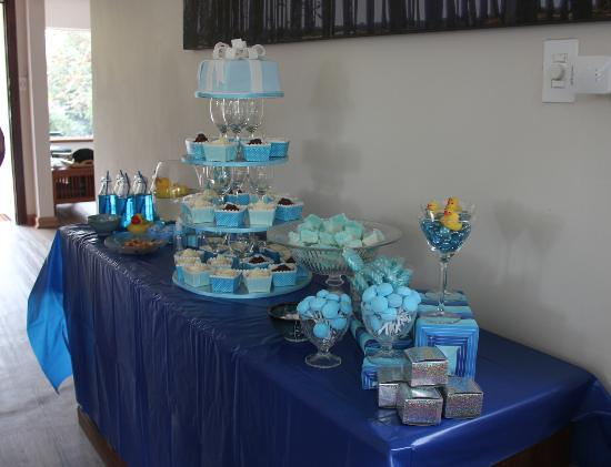 Baby Shower Sweet Table Picture Of The Pecan Tree Guesthouse