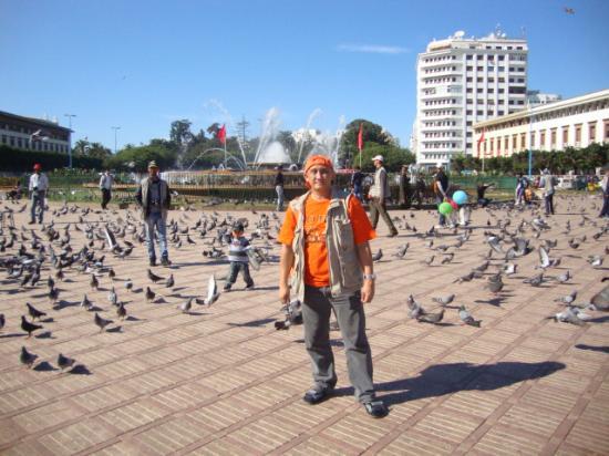 Square of Mohammed V