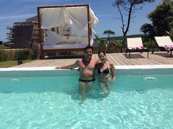 Fachada do casa bikini picture of casa bikini for Bikini piscina