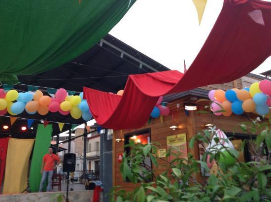 Torremaggiore, Italië: allestimenti ad hoc
