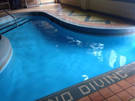 Indoor Outdoor Pool Picture Of Treetops Resort Gaylord Tripadvisor