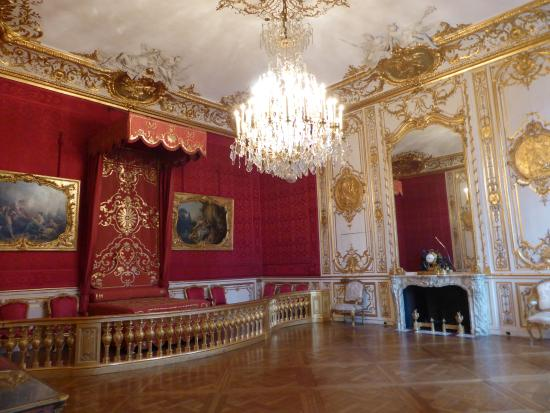 Chambre d\'apparat de la princesse - Picture of National Archives in ...