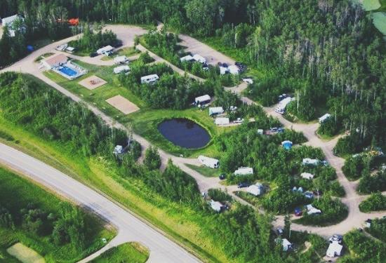 Campground amp; RV Park  Campground Reviews, Deals  Tofield, Alberta