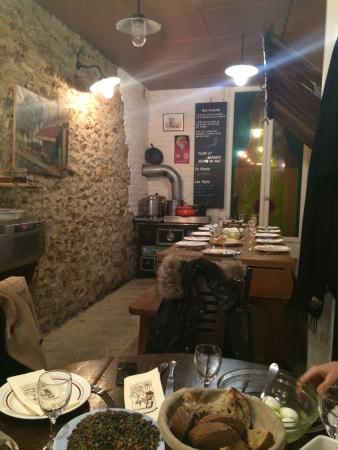 Cave de L'Os a Moelle: Comme à la maison