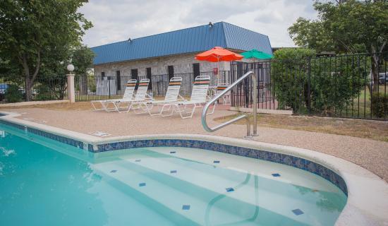 Pool Fotograf 237 A De Sandy Lake Rv Resort Carrollton