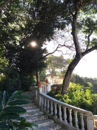 The Palace at Playa Grande : Lovely cliff side retreat