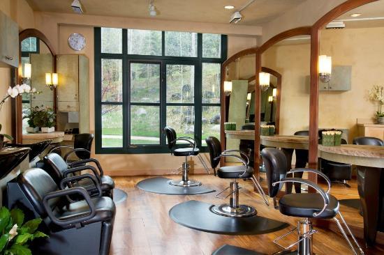Allegria Spa: Hair Salon