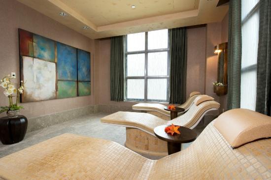 Allegria Spa: Tepidarium Lounge