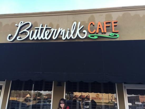 Buttermilk Cafe New Braunfels Tx Menu