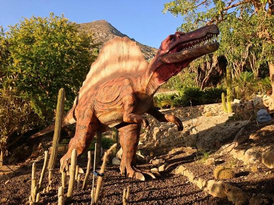Callosa d'En Sarria, إسبانيا: Spinosaurus