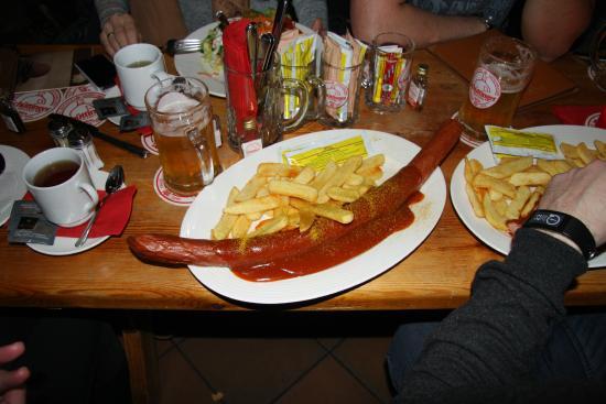 Xxl photo de schuettinger gasthausbrauerei for Cuisine xxl allemagne