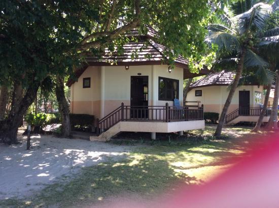 Coral Resort: Lækker bungalow