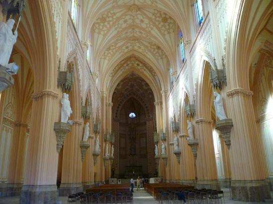Interno da igreja picture of tempio di san francesco - Pitture da interno ...
