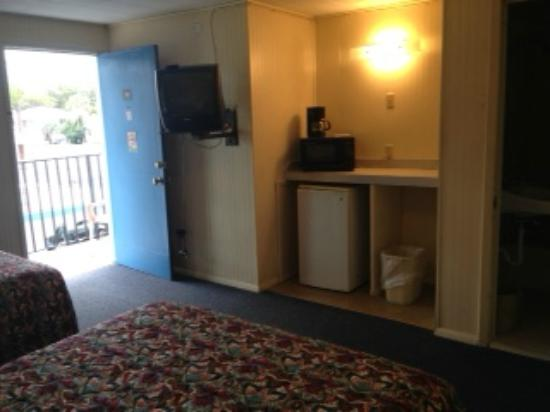 Royal Palm Motel: 2 double beds - sleeps up to 4