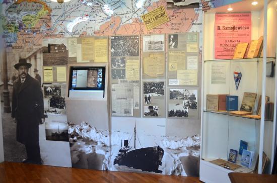 R. Samoilovich's Memorial Museum