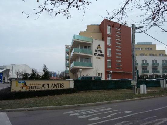 Hotel Atlantis : A látvány