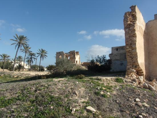 جزيرة جربة, تونس: ksar ben ayed