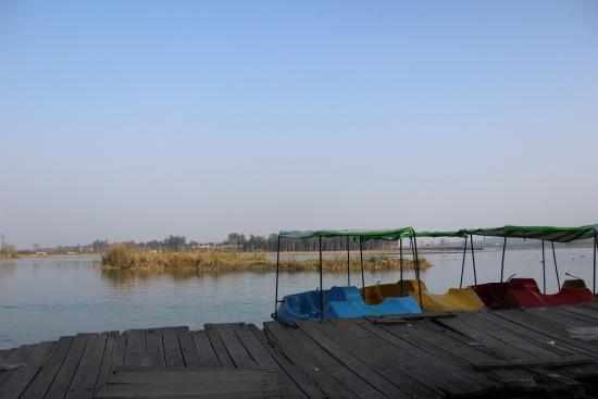 Tourist Rest House Assan GMVN: Assan Bairaj