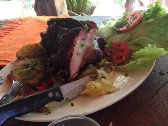 Sabor Rural: Joelho de porco defumado, o melhor