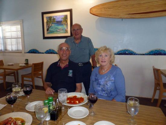 DeAngelo's by the Sea : Our Party for Lunch