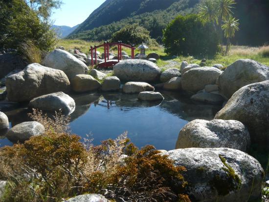 Maruia Hot Springs: Bains japonais