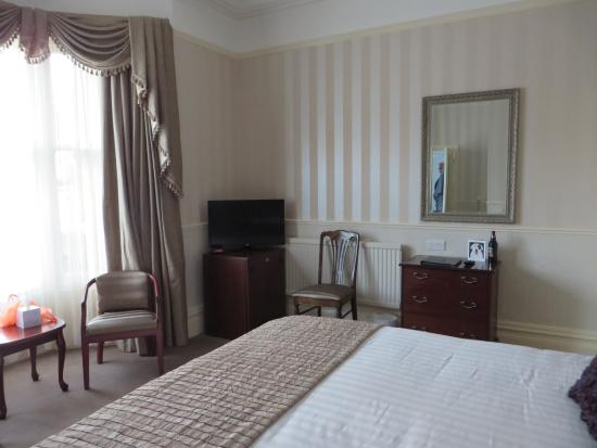 Lincoln House Private Hotel: Room 101