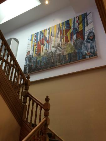 Chatham, Canadá: great staircase