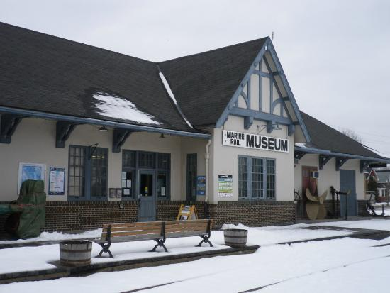 Owen Sound Marine-Rail Museum