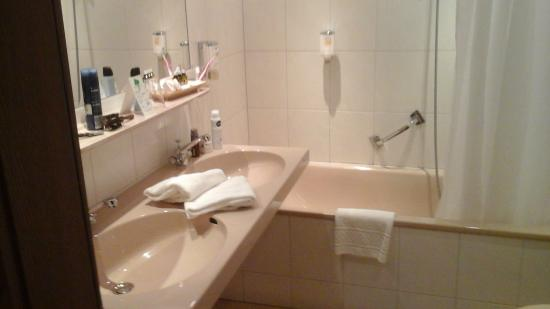 Moselpark : salle de bain