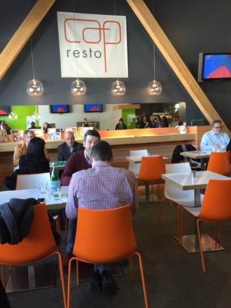 Resto-bar Capucine - Nord-Est de Montréal