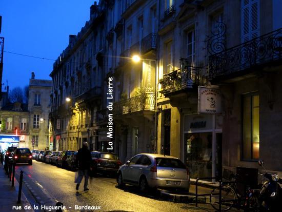 hotel la maison du lierre bordeaux ventana blog. Black Bedroom Furniture Sets. Home Design Ideas