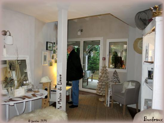 intérieur aménagé avec beaucoup de goût - Picture of La Maison Du ...