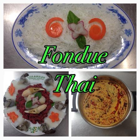 Fondue Thai