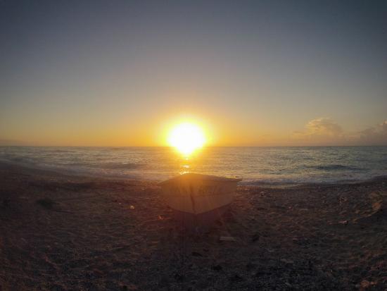 Apart Hotel Pontevedra : Playa