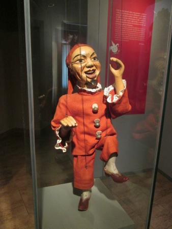 Muzeum Ceske Loutky a Cirkusu