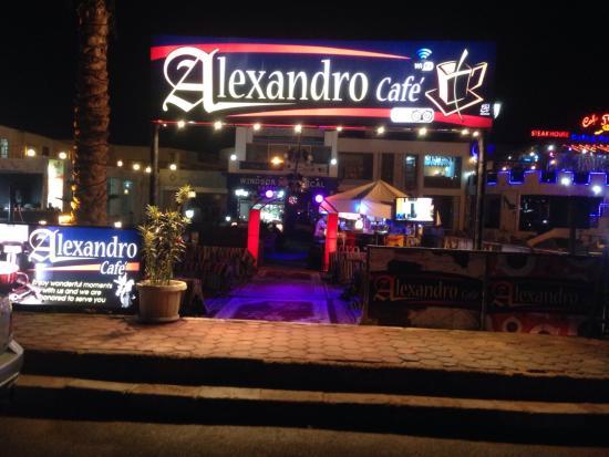 Alexandro Cafe
