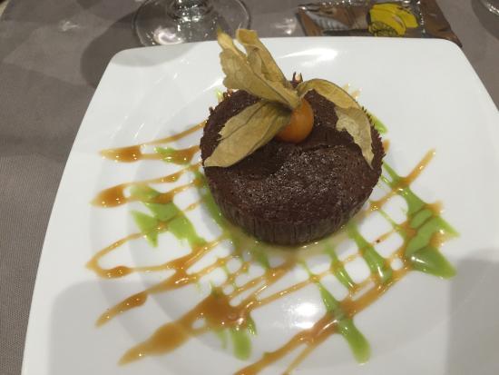 Hotel La Fregate : Fondant au chocolat, jamais été aussi bon ����