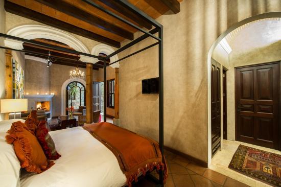 The San Rafael Hotel: Residencia Santa rosa