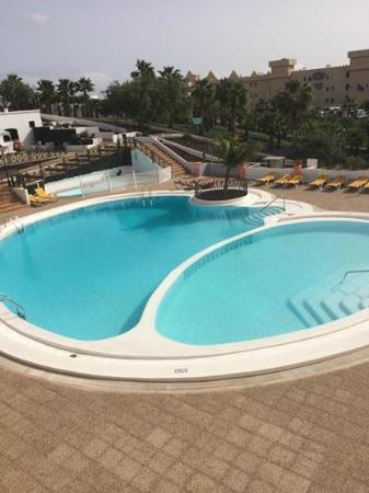 San Marcial Apartments: Pool