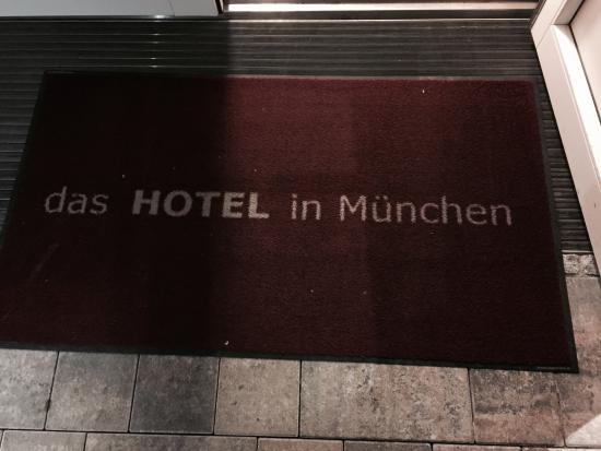 das Hotel in Munchen: Das Hotel