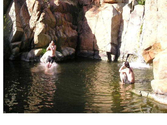 Swimming Hole Picture Of Yosemite Bug Rustic Mountain