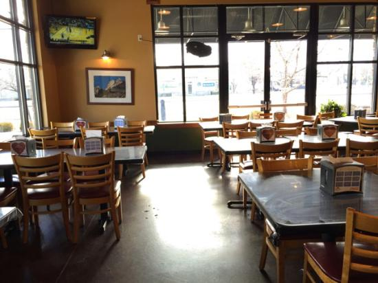 Rock Creek Pizza Riverton Restaurant Reviews Phone Number Photos Tripadvisor