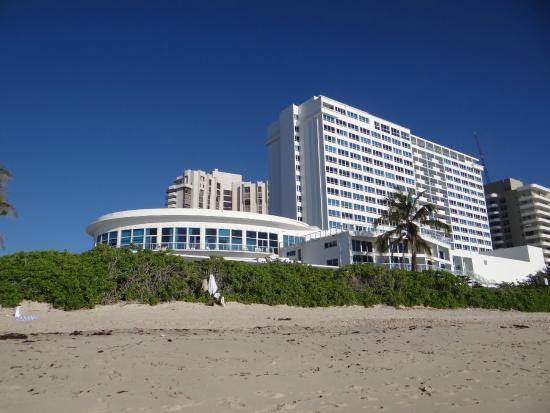 Design Suites Miami Beach Vista Desde La Playa