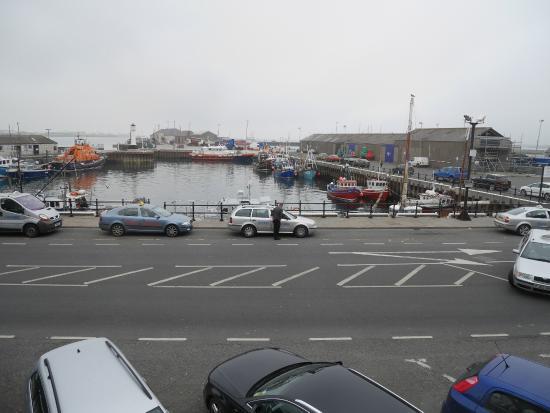 St. Ola Hotel: harbor view