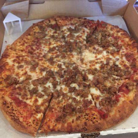 DA Boyz Pizza & Pasta : So freaking good!
